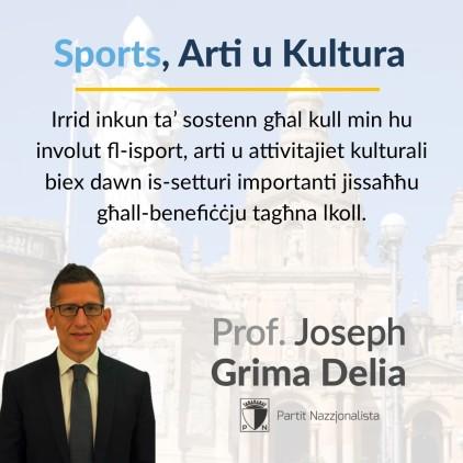 5. Sports, Arti u Kultura